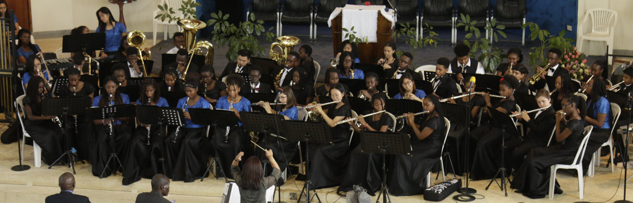 Maxwell Adventist School Orchestra
